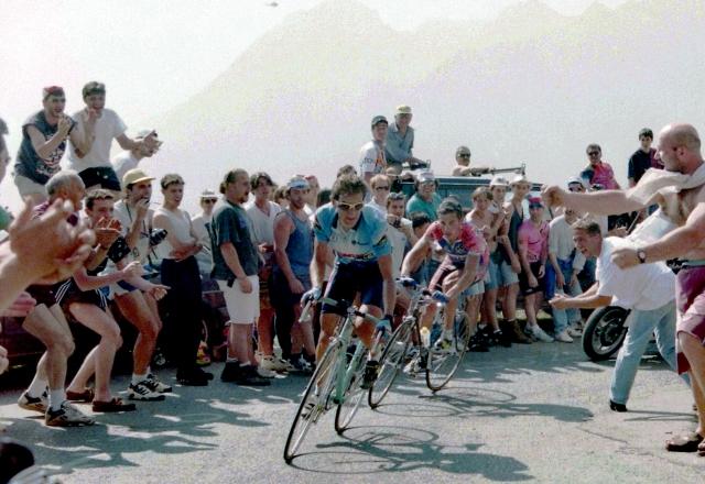 Mortirolo in rekordi: Contador najhitrejši, a daleč od najhitrejših časov