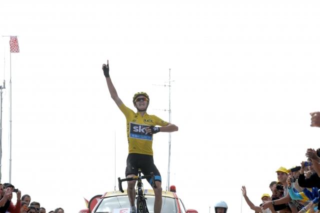 Christopher Froome uprizoril neverjetno predstavo! Tudi Contador nemočen! (foto)
