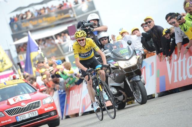Odzivi: Froome hotel prepustiti zmago, Quintana hoče oder in belo majico, Contador upa na boljši teden