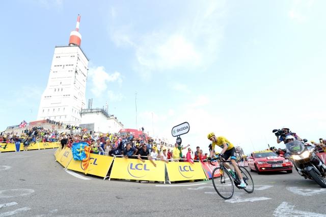 Etape dirke po Franciji: 21 etap, 2 prosta dneva in Alpe na koncu