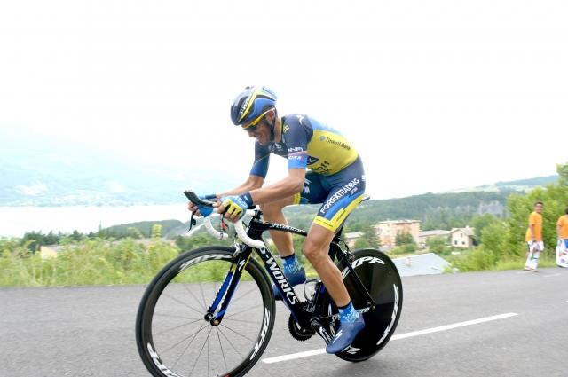 Bjarne Riis: Froome ima zavore. Če smo prehitri, naj jih uporabi! Contador: Zadovoljen z izbiro kolesa!
