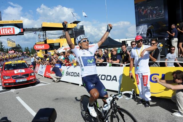 Nairo Quintana potresel Frooma, Alberto Contador popustil! (foto)