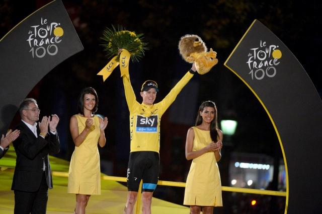 Marcel Kittel končal Cavendishevo prevlado, Froomu tudi uradno stoti Tour!