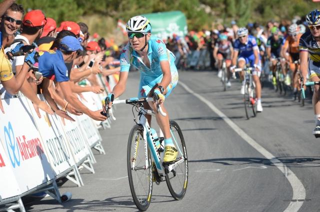 Američan Horner dobil etapo in majico, Jani Brajkovič 20. (foto)