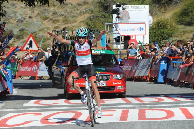 Vuelta: Horner pri 41 letih spet ugnal favorite