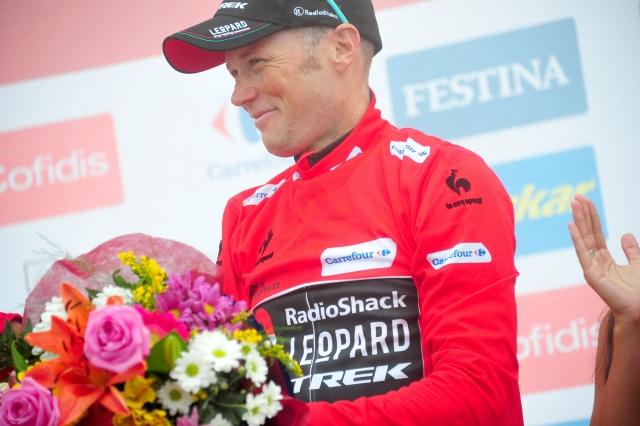 Vuelta: Hornerja umaknili zaradi nizkih vrednosti kortizola