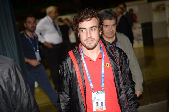 Fernando Alonso obiskal Firence: Leta 2015 bom imel ekipo na cesti