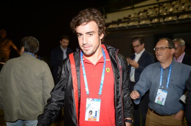 Fernando Alonso: Glavni sponzor iz Dubaja