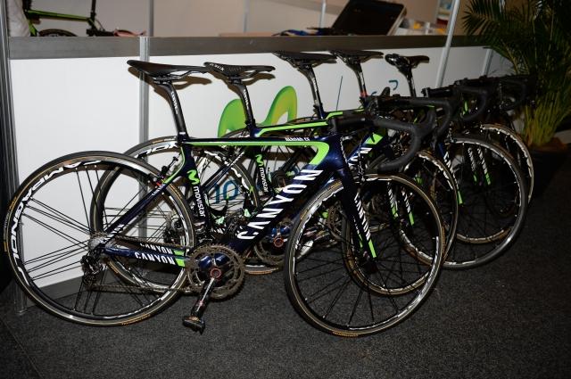 Katere znamke koles vozijo profiji? (video)
