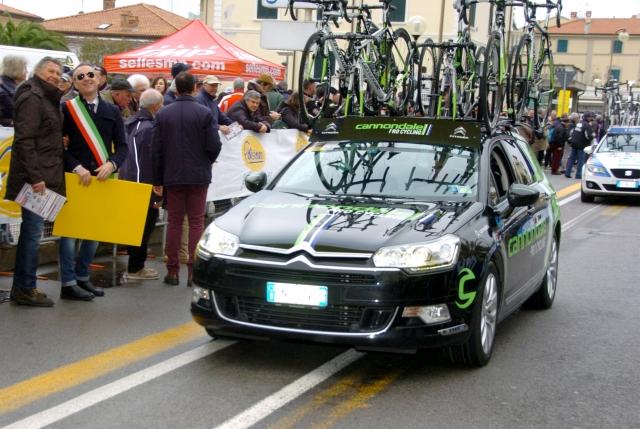 Okradli tudi kolesarje Cannondala ... za sto tisoč evrov