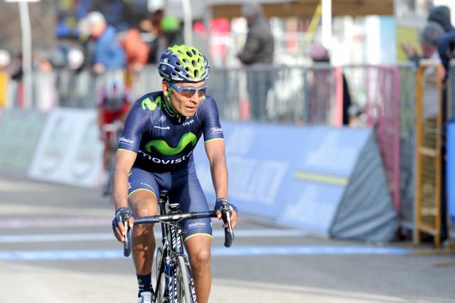 Nairo Quintana: Hribolazca boste videli na tlakovcih