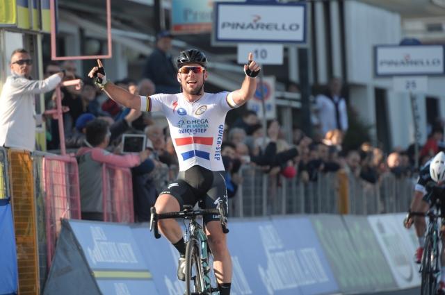 Mark Cavendish: Tehnološki razvoj pomagal konkurentom