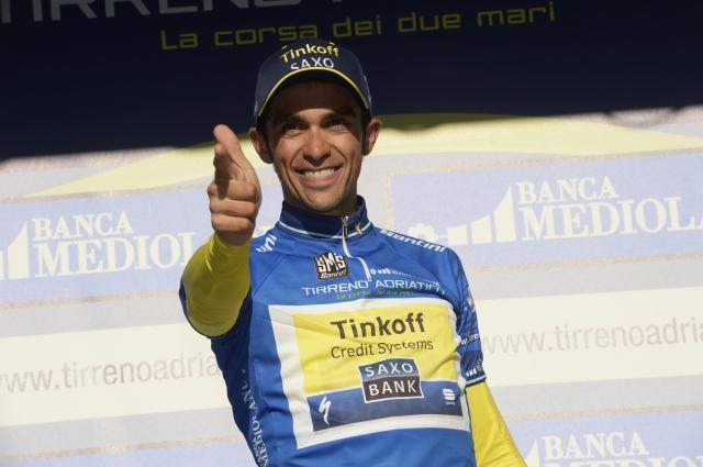Contador veliki zmagovalec, Malori ugnal