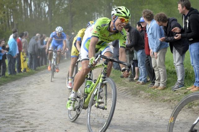Kristijan Koren razkriva: Menjalniki polni prahu in Roubaix brez padcev