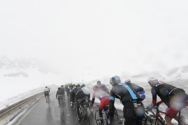 Giro: Sprejeli protokol za ukrepe ob ekstremnih razmerah