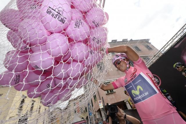 Giro: Skoraj 27 km dolga gorska ura resnice