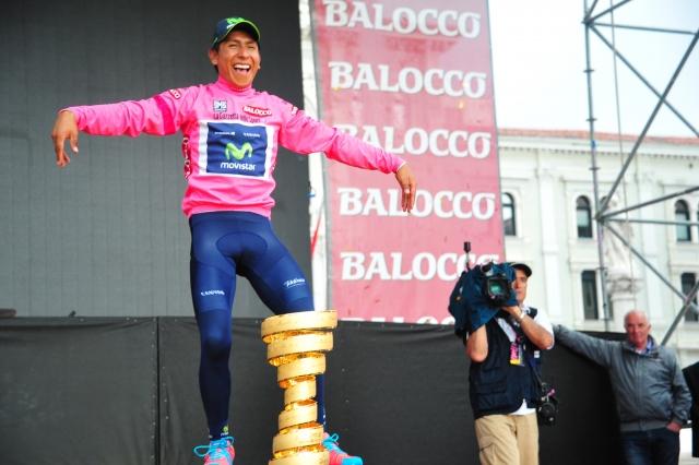Nairo Quintana: Na več kot 3000 metrih nadmorske višine za formo na Vuelti