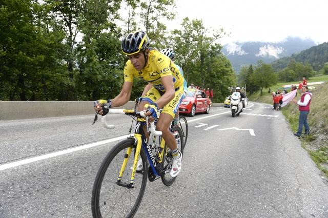 Alberto Contador: Nihče ni nepremagljiv