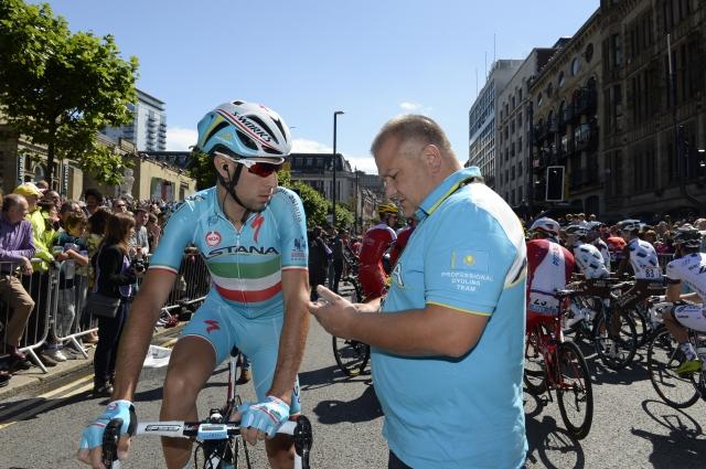 Vincenzo Nibali že izbral: Naslednje leto samo Tour