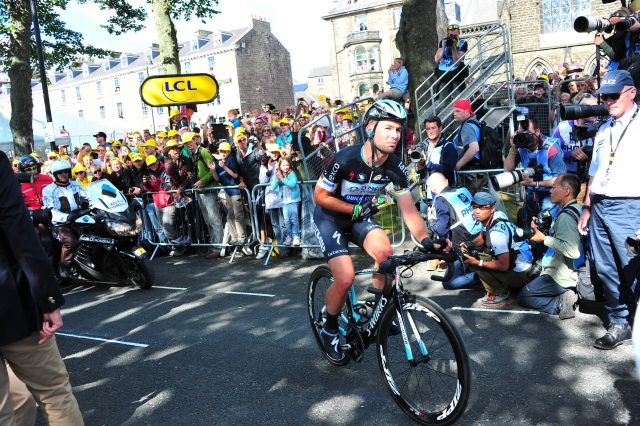 Mark Cavendish: Žal mi je za nesrečo