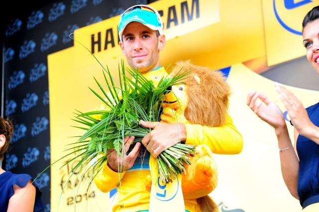 Vincenzo Nibali: V Pirenejih želel pustiti vtis