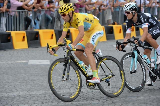 Vincenzo Nibali: Astane ne nameravam zapustiti