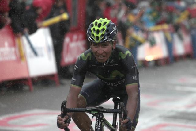Vuelta: Lahko Quintana obdrži majico? Ure startov.
