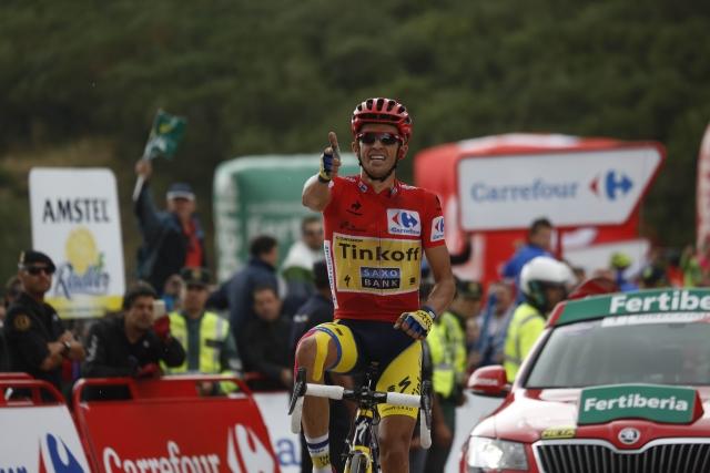 Christopher Froome napadal, Alberto Contador dokončal izjemen boj