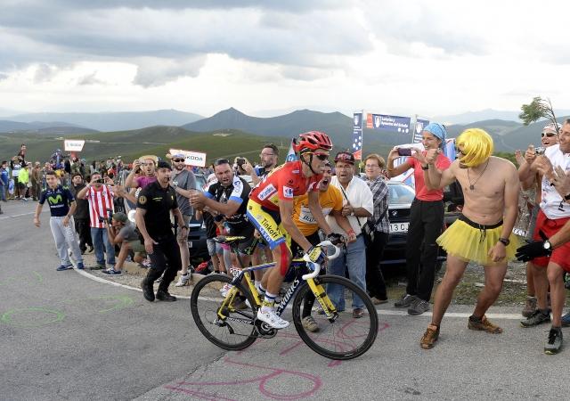 Odzivi na Vuelti: Contadorjeva najboljša leta? Froome: