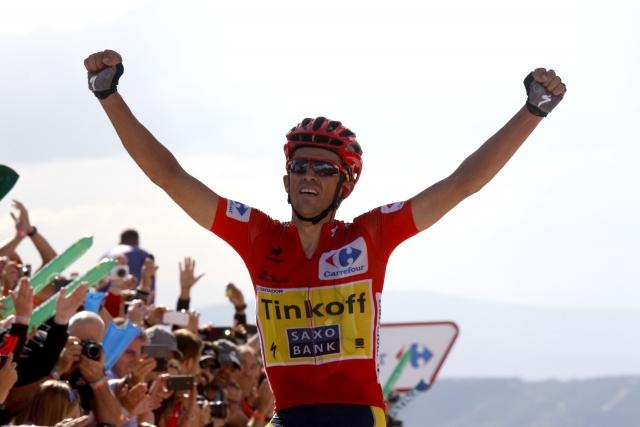 Alberto Contador tudi na zadnjem klancu potrdil premoč