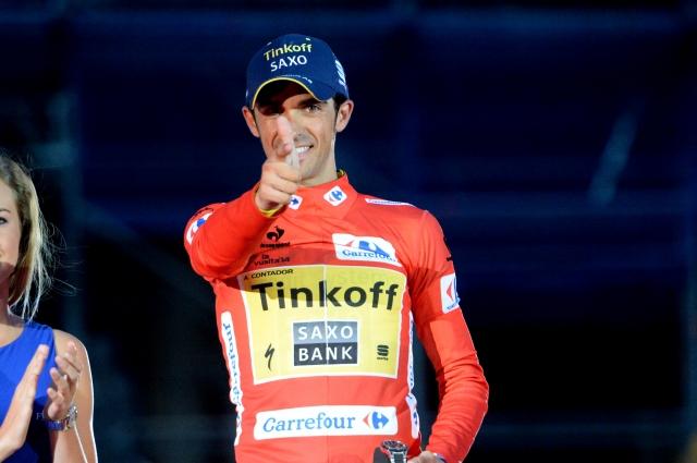 Alberto Contador: Operacija doma in nogavica v ustih za hitro vrnitev