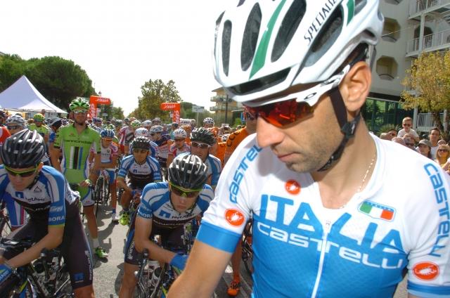 Vincenzo Nibali: Namesto v bolnišnico na svetovno prvenstvo