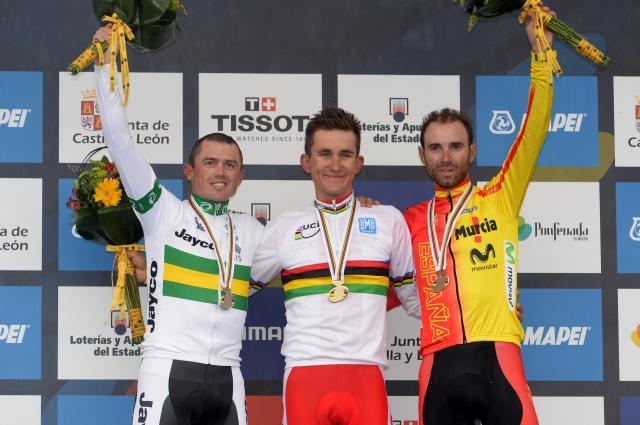 Koliko kolesarjev gre na svetovno prvenstvo?