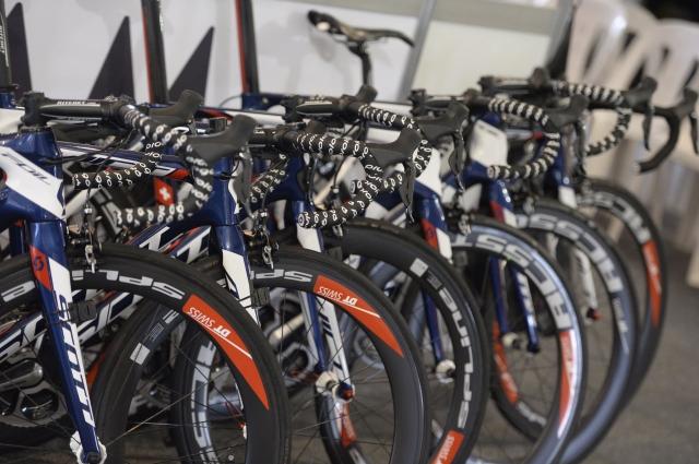 UCI o motoriziranih kolesih: