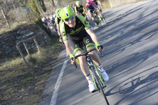 Italijanu zmaga, Matej Mohorič 23. Pred kolesarji že zahtevna etapa