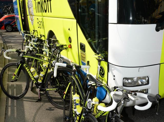UCI preveril 36 koles, predvsem Specializedovih in Trekovih