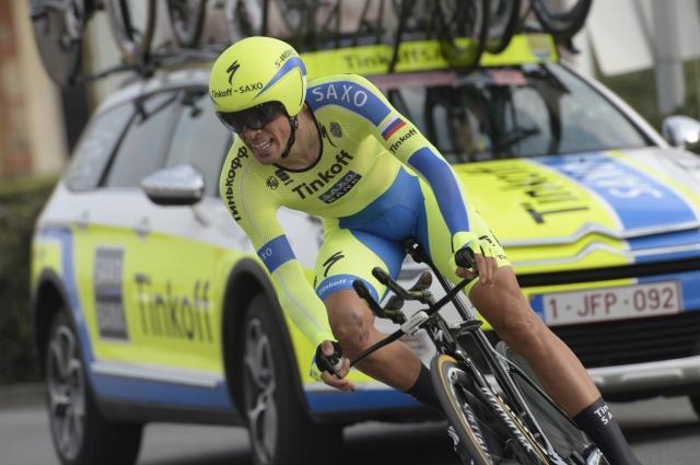 Alberto Contador bo naslednje leto končal kariero