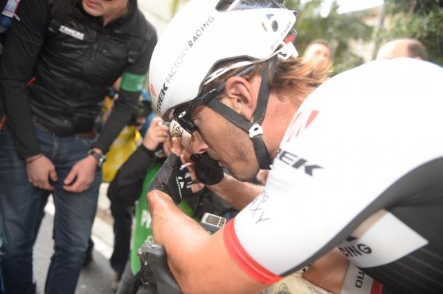 Fabian Cancellara: Lahko bi bilo še slabše