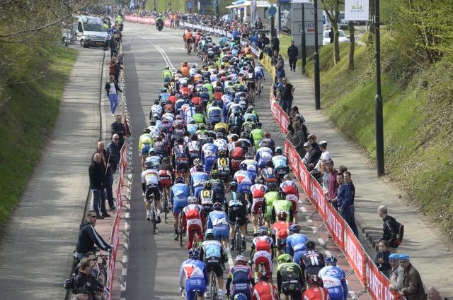 Spoznajte vate in druge številke z dirke Amstel Gold Race