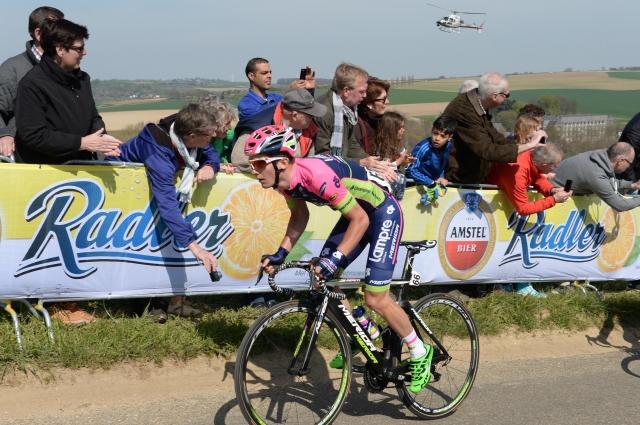 Giro: Na startu Grega Bole, Luka Mezgec in Jan Polanc