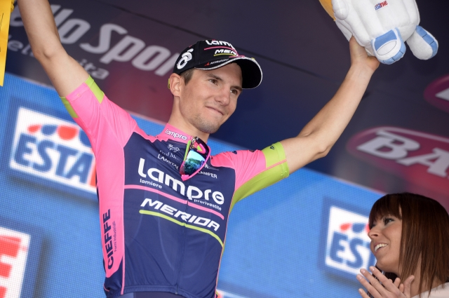 Jan Polanc dobil etapo na Giru!
