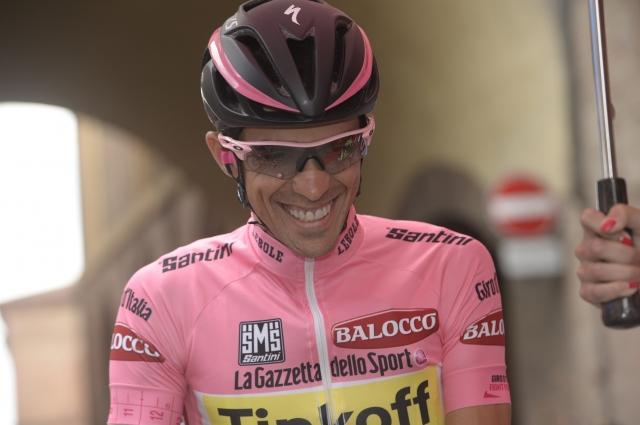 Petkova 13. etapa nesrečna za Alberta Contadorja
