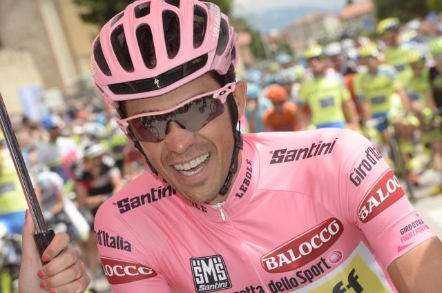 Alberto Contador presenečen nad prednostjo