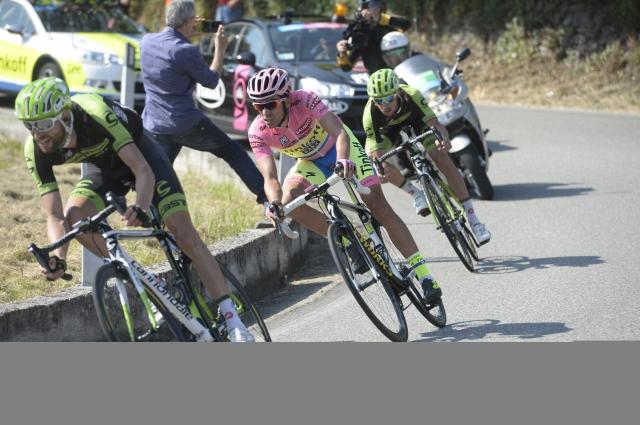 Na Giru pregledali kolesa najboljših (VIDEO)