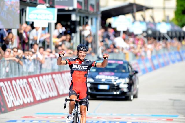 Alberto Contador se je poigral in maščeval Astani, Gilbertu etapa