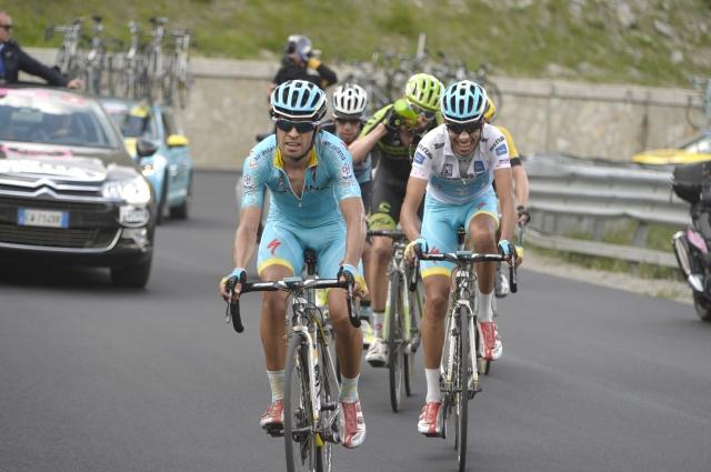 Aruju etapa, Contadorjeva kriza ni bila usodna