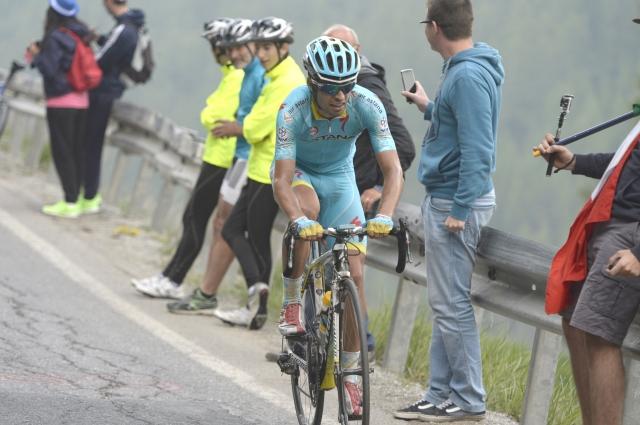 Mikel Landa: Pri Astani so me ustavili, saj so mislili, da lahko dobijo Giro