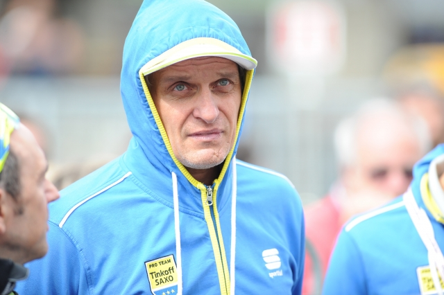 Oleg Tinkov o UCI: Tiste neumneže nameravam tožiti