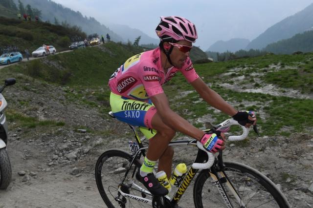 Alberto Contador: Dvomljivci me še bolj motivirajo