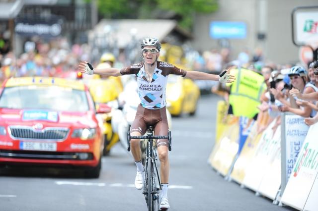Boj favoritov Toura dobil Bardet, Nibali popustil